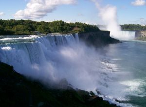 View from Prospect Point, Niagara Falls, New York